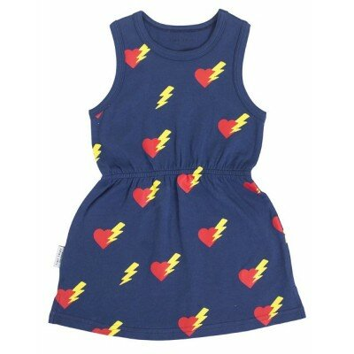 Tiny Tribe Girl Almighty T-Back Dress