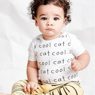 Sookibaby Cool Cat Snapsuit