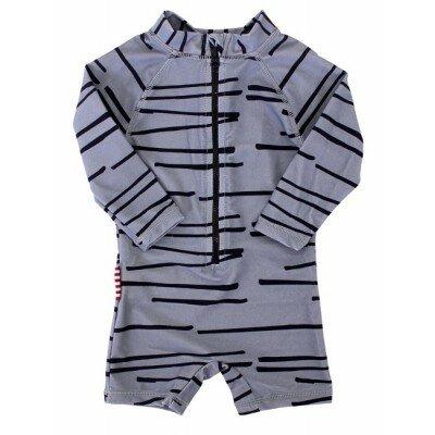 Sookibaby Tiger Stripe Zip Rashie