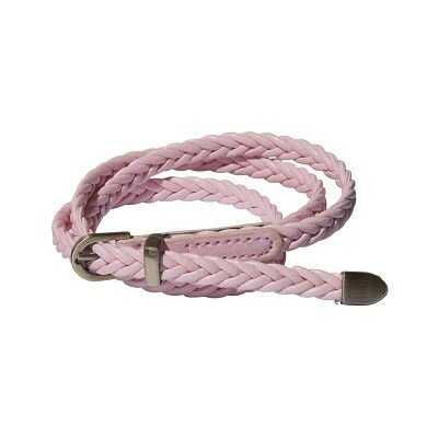 Love Henry Pleated Belt - Pink