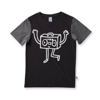 Little Horn Boom Box Tee