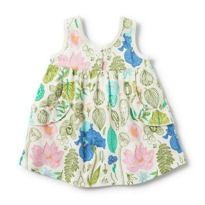 Wilson and Frenchy Flora Dress