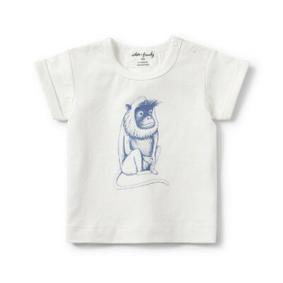Wilson and Frenchy Cheeky Monkey Tee