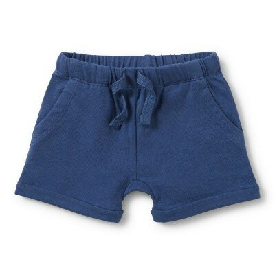 Wilson and Frenchy Slouch Shorts - True Navy