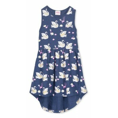 Milky Swans Dress