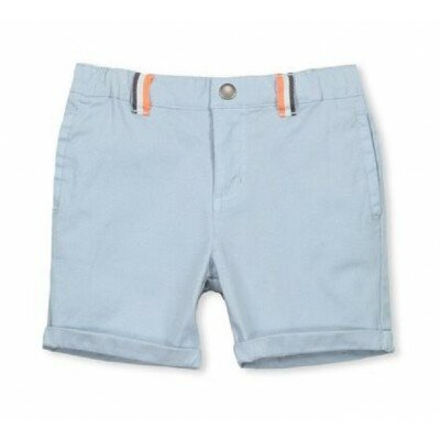 Milky Chino Shorts - Blue