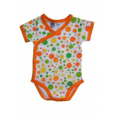 My Munchkin Zany Dots Baby Romper