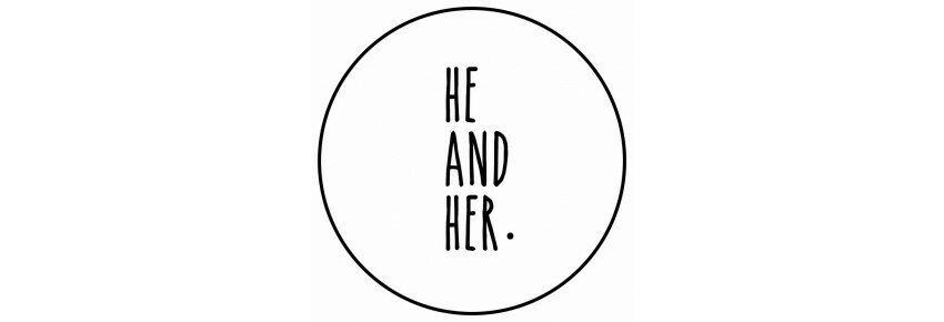He and Her the label
