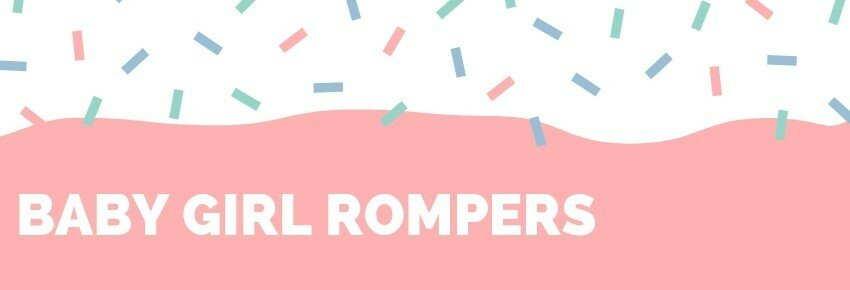 Baby Girl Rompers