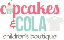 Cupcakes and Cola Children's Boutique