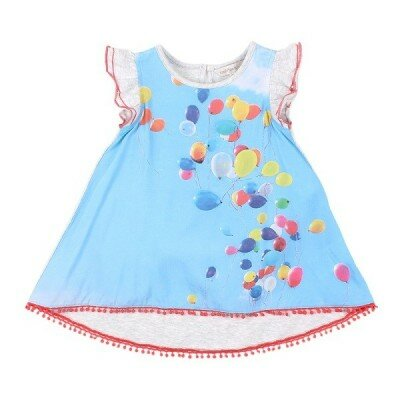 Fox and Finch Madison Balloons Frill Dress